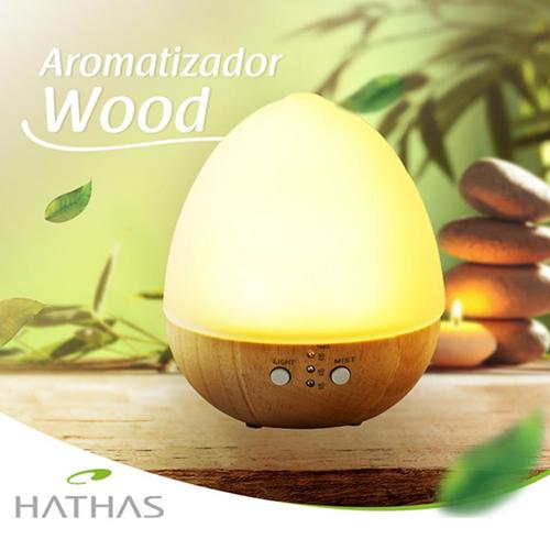 Aromatizador Wood – Hathas